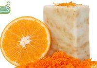 Portakallı Sabun Tarifi