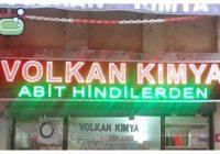 Volkan Kimya