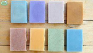 Rengarenk sabunlar